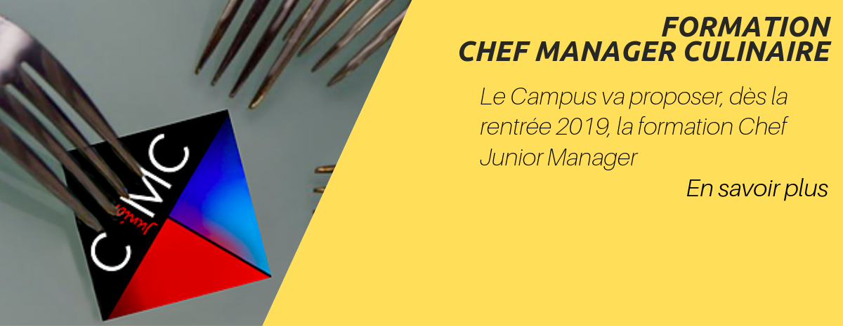 Formation Chef manager culinaire