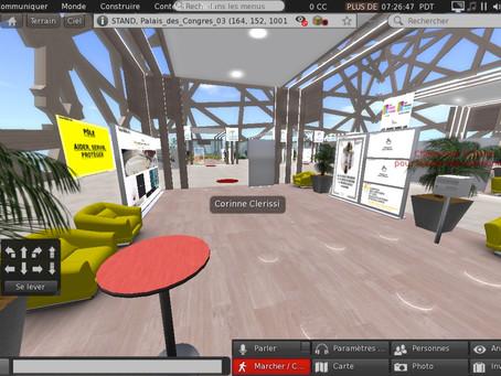 Le Campus participe au Salon Virtuel Métierama