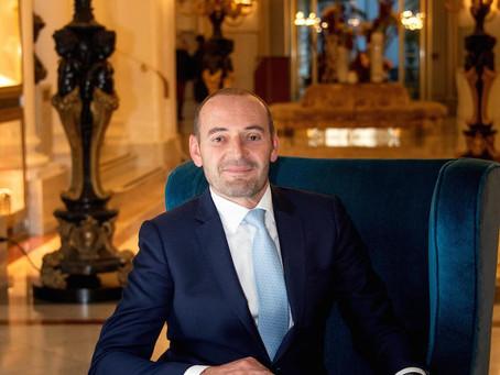 Focus Partenaire : Parole à Lionel Servant - Directeur Général de l'hôtel Le Negresco