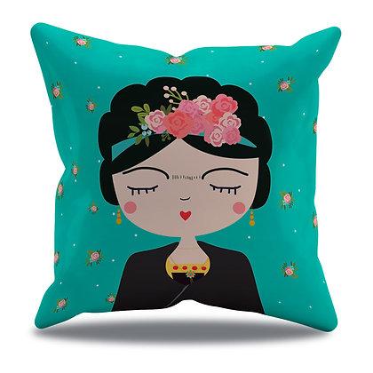 Almofada Personalizada Frida Kahlo