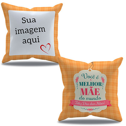 Almofada Personalizada Dia das Mães - 11