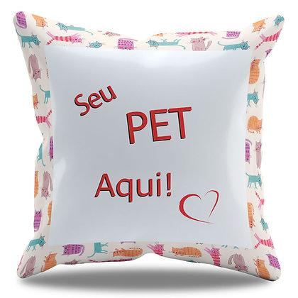 Almofada Personalizada de Pet - Modelo 02