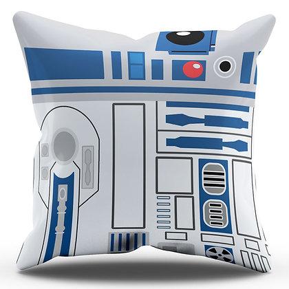Almofada Personalizada R2D2 - Star Wars