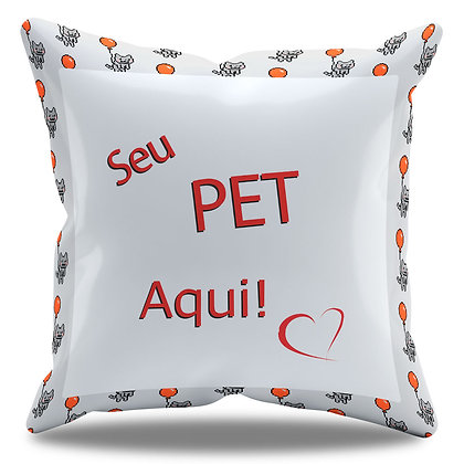 Almofada Personalizada de Pet - Modelo 06
