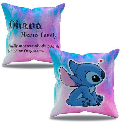 Almofada Personalizada Ohana