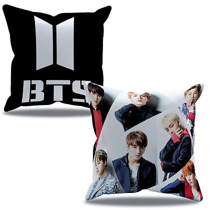Almofada Personalizada Banda BTS