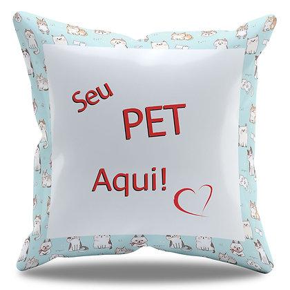 Almofada Personalizada de Pet - Modelo 07