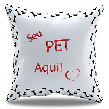 Almofada Personalizada de Pet - Modelo 03