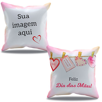Almofada Personalizada Dia das Mães - 04