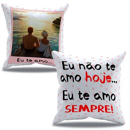 Almofada Personalizada Namorados - Namorados - Te amo sempre
