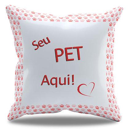 Almofada Personalizada de Pet - Modelo 04