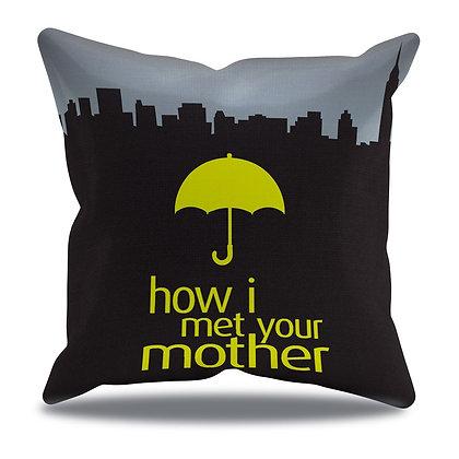 Almofada Personalizada How I Met Your Mother - Modelo 1