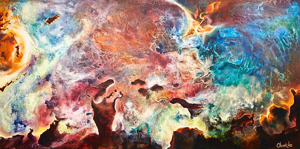 Memento Mori #10 - Carina Nebula #3, 48_