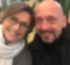 Katja Groß und Michael Scharnberg