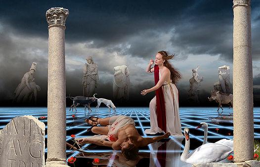 Daphna Katzor Laszlo_Mythology_Venus and