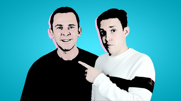 SCOTT MILLS & CHRIS STARK