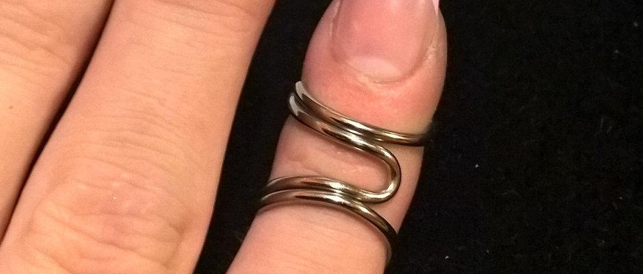 Mallet Finger Support Ring Splint