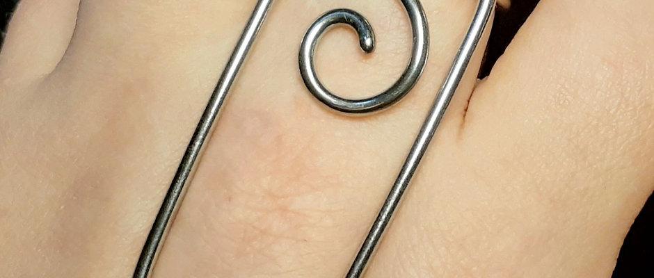 Swirl Hand MCP Splint