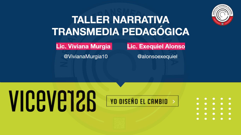 Taller de Narrativas Transmedia