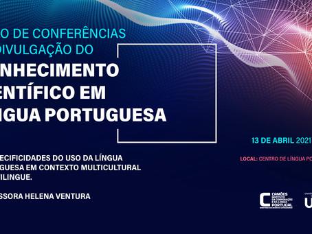 As especificidades do uso da língua portuguesa em contexto multicultural e multilingue