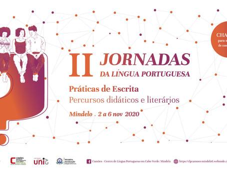II Jornadas da Língua Portuguesa (chamada para submissão de comunicações)