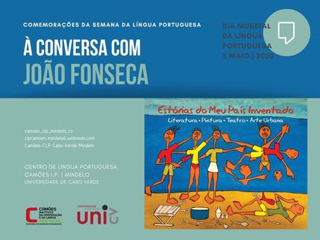 À CONVERSA COM JOÃO FONSECA
