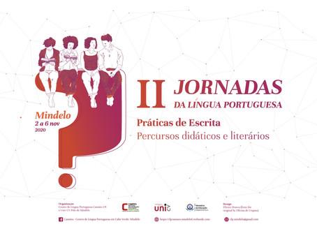 II JORNADAS DA LÍNGUA PORTUGUESA