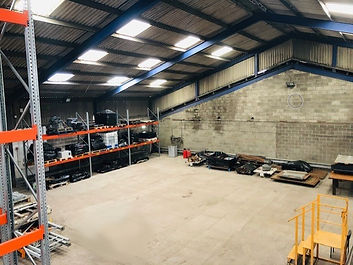 Bulk Storage Area
