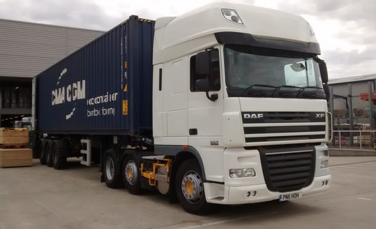 FCL Sea Freight Export