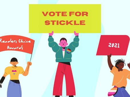 Vote for Stickle