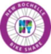 New Rochelle Bike Share logo