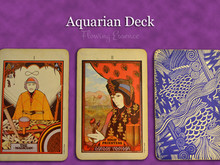 The Top 5 Favorite Tarot Decks of Flowing Essence
