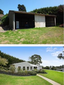 renovate cottage design mount eliza