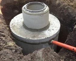 Сливная яма с установкой цена под ключ в новосибирске