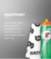 Gatorade Team Pack
