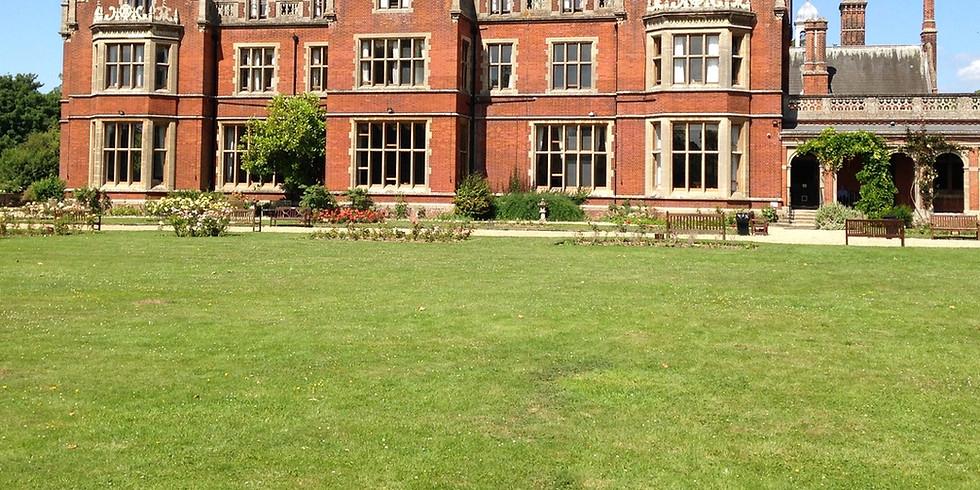Arthur Findlay College UK - Experimental Trance