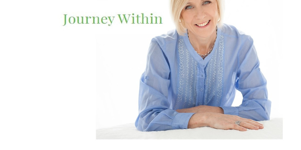 Knowledge feeds Confidence - Journey Within USA with Christine Morgan