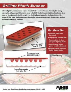 Plank Soaker Sell Sheet