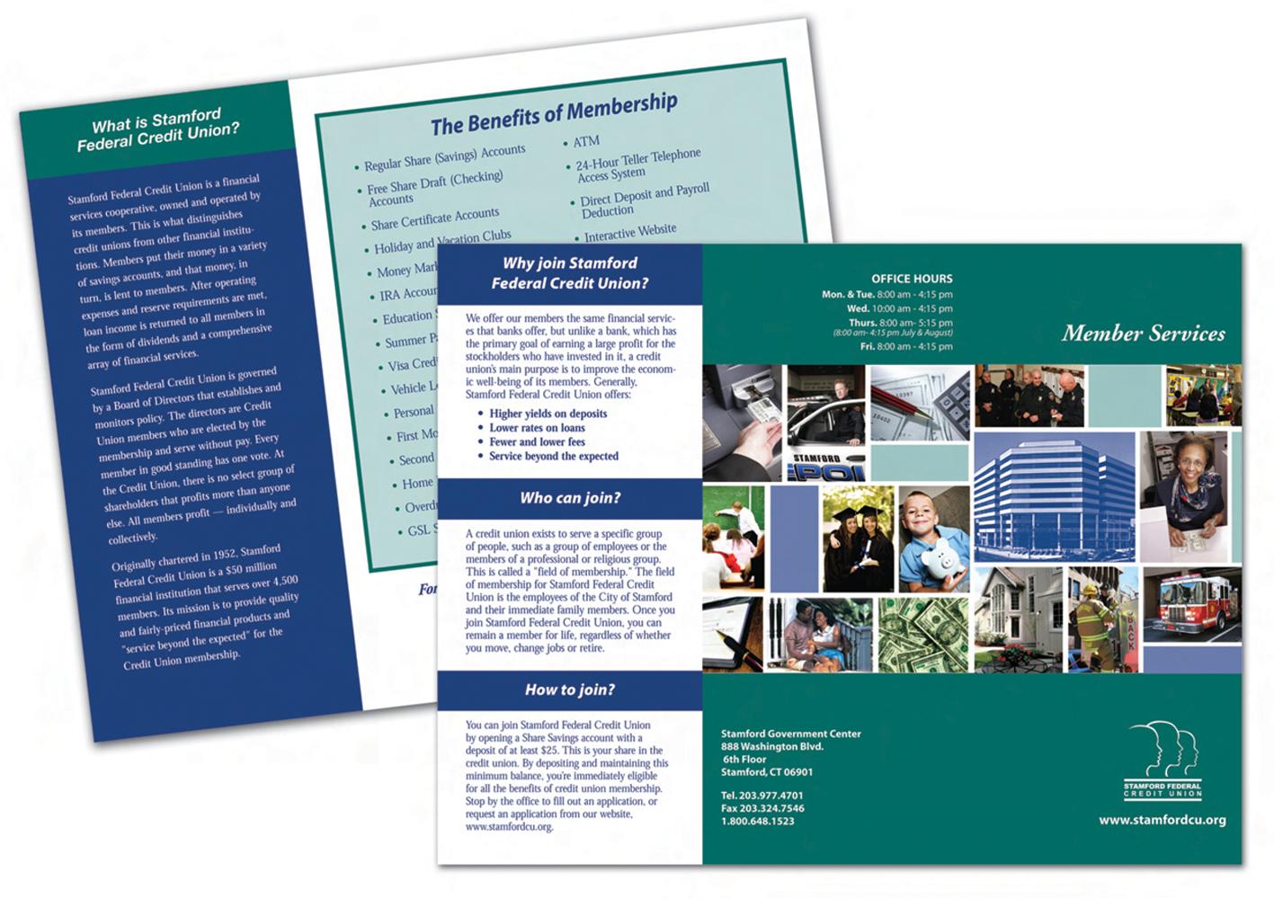 SFCU Member Brochure