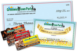 Greenwich Town Party