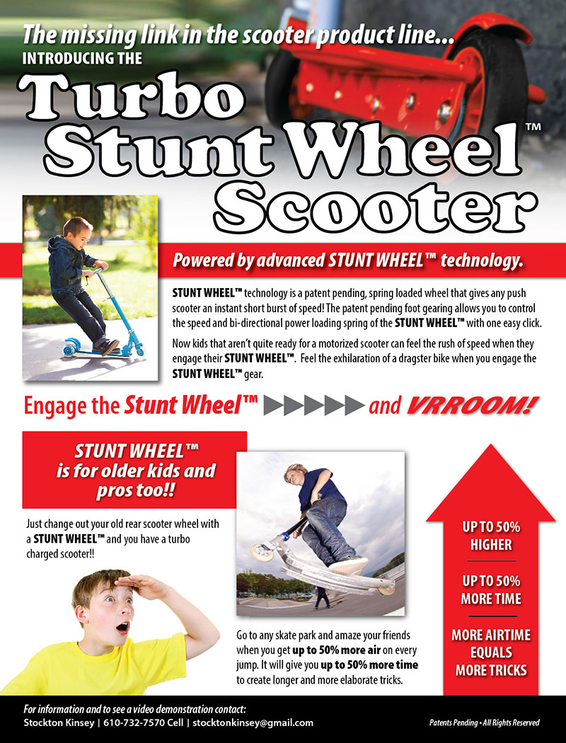Turbo Wheel Sell Sheet
