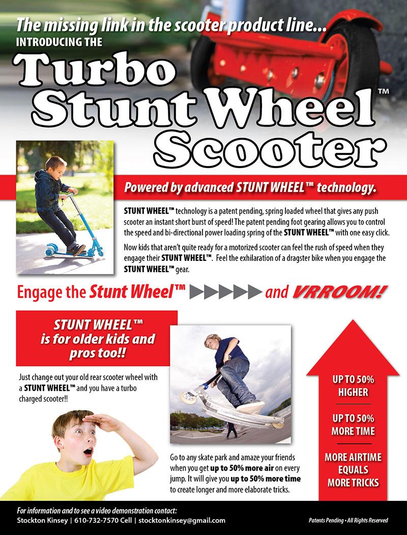 Turbo Wheel Sell Sheet