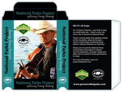 Natinoal Parks TV PSA Package