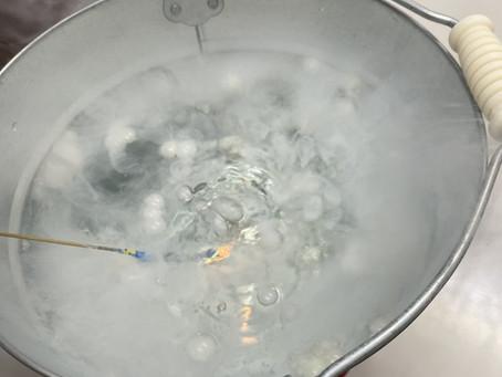 【実験教室】水の中でものは燃える⁉