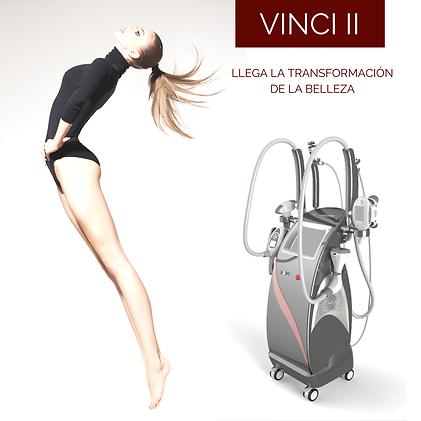 VINCI II by Centres Laura Martínez