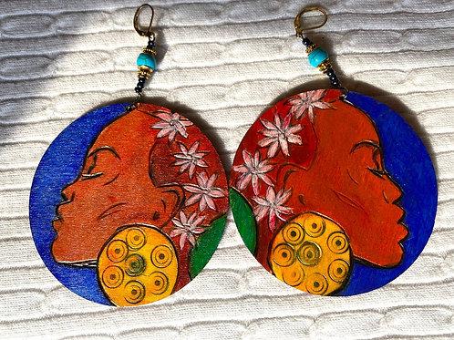 Spirit Woman Earrings