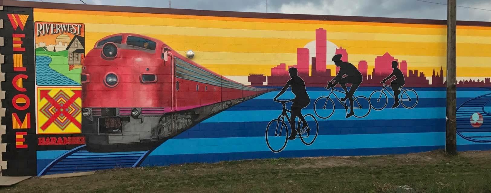 beerline mural