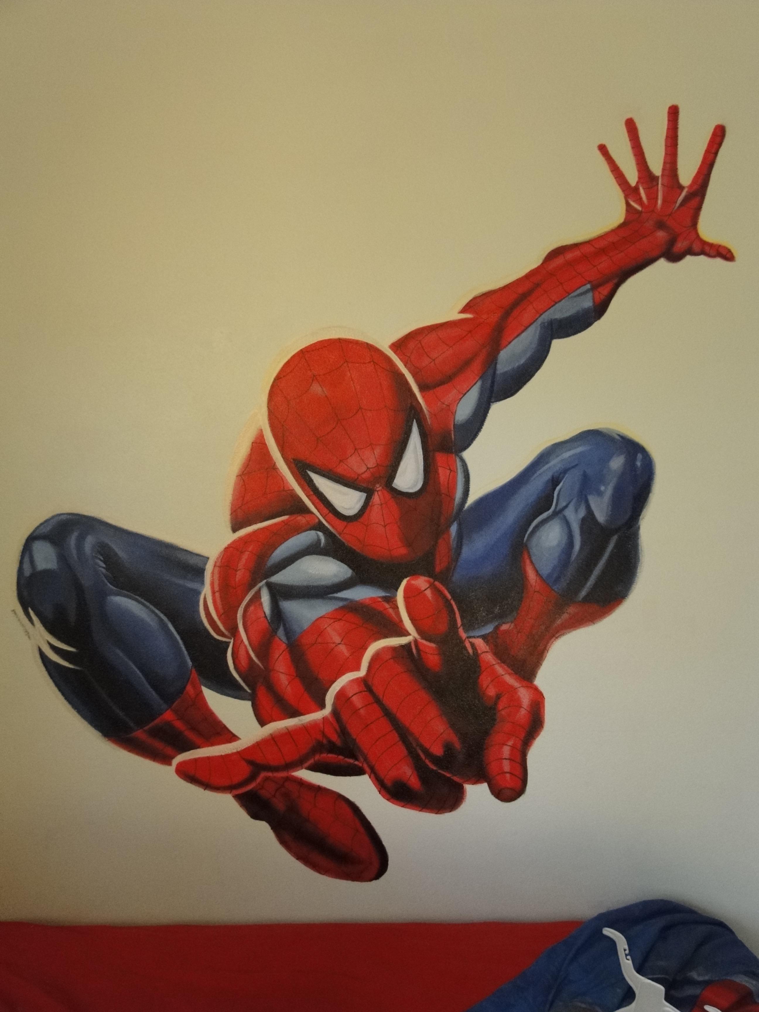 spiderman - 2