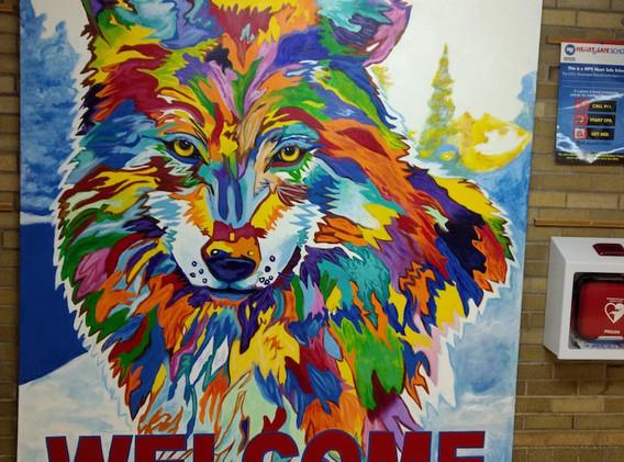 whittier wolf
