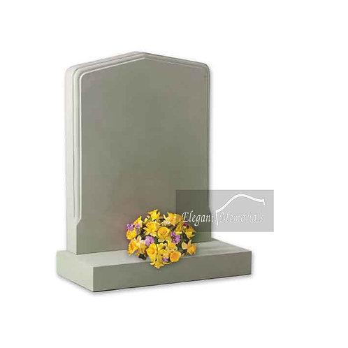 The Bawtry Granite Headstone Indian Yorkstone